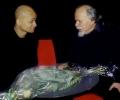 z Ludwikiem Flaszenem