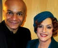 with Patti LuPone